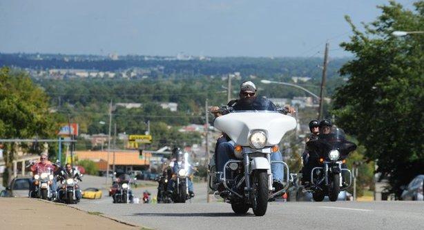 Arkansas biker festival's charity donations nearing $2 million