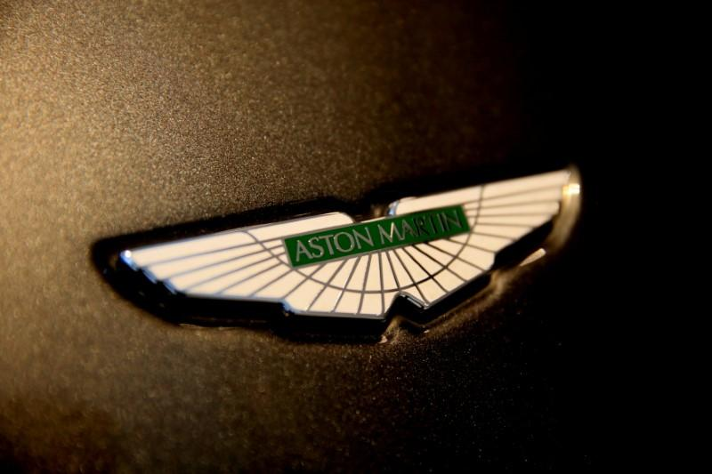 Aston Martin to recall over 5,000 vehicles in U.S.: safety agency