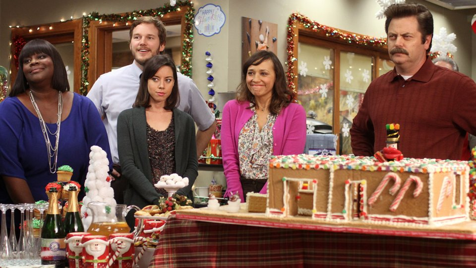 24 of TV's most memorable Christmas episodes: