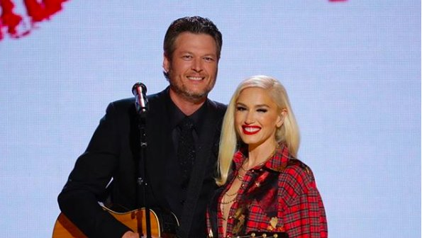 Gwen Stefani's Christmas gift to her sons has Blake Shelton written all over it!