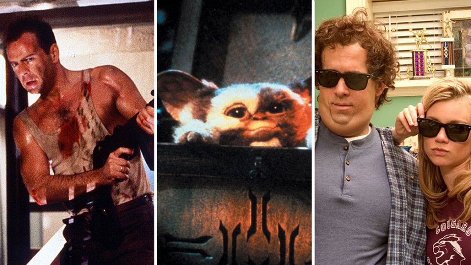 10 not-quite-Christmas films