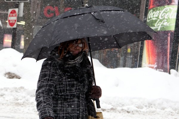 What is thundersnow? Boston's white Christmas brings snow, thunder and lightning