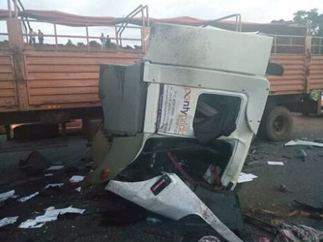 Police officer killed, several others injured in Kericho accident