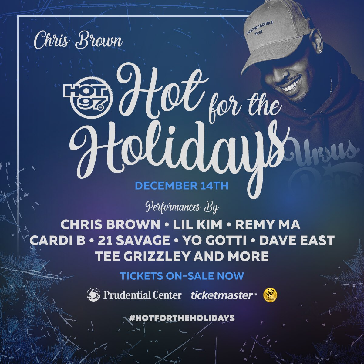 TONIGHT! NYC #Hot4TheHolidays �� https://t.co/DxFSrDMVtZ