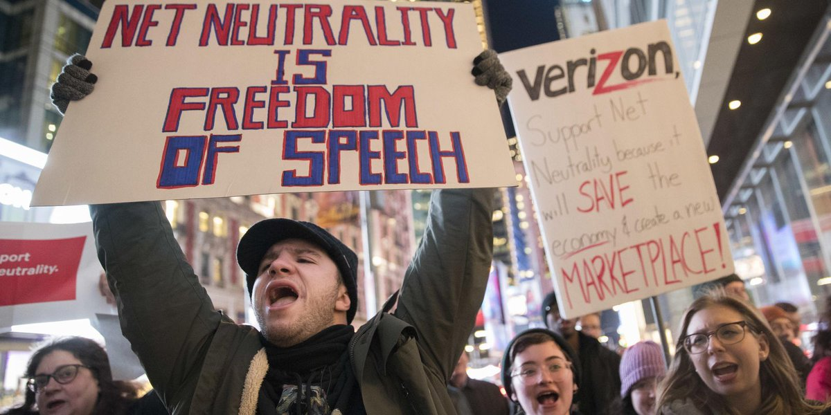 As 'net neutrality' vote nears, some brace for a fight