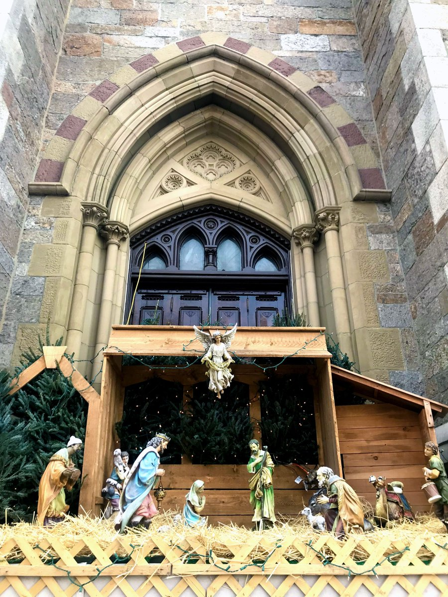 test Twitter Media - The Cathedral crèche, awaiting—like all of us in Advent—the Infant. https://t.co/CiVtEInm1l