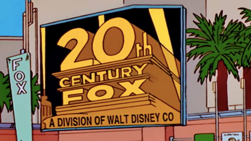 Of course The Simpsons predicted the Disney/Fox deal https://t.co/n7cUgSx3Iz https://t.co/oWvKg81Q5n