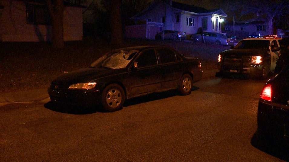One person injured, one in police custody after overnight hit-and-run