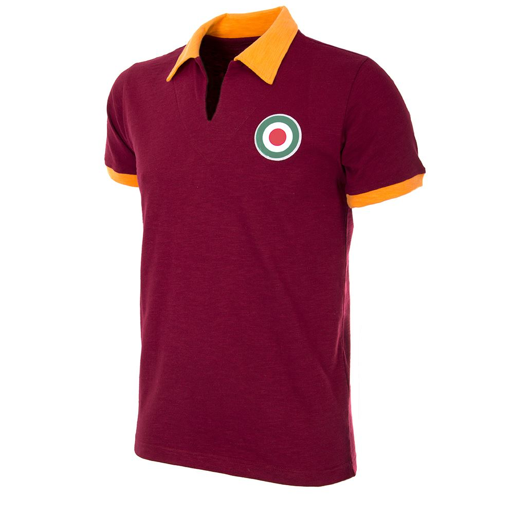 RT @ASRomaEN: These retro shirts are just... 😍😍😍   See the full collection ➡️ https://t.co/2bt9JN7RbP https://t.co/Hqo4JOyeRG