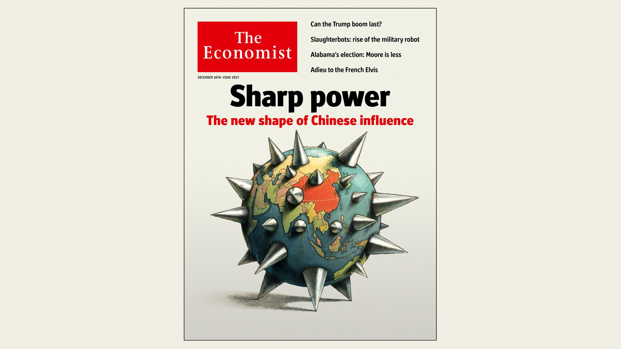 China is manipulating debate in Western democracies. What can be done about it? Our cover this week https://t.co/RYdlhI3IjS