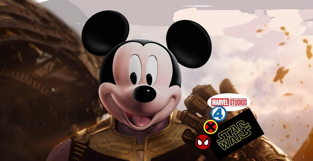 Disney buys much of Rupert Mur 21st century fox
