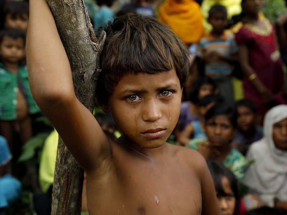 In August and September, 730 children were among 6,700 Rohingya killed in Myanmar: group