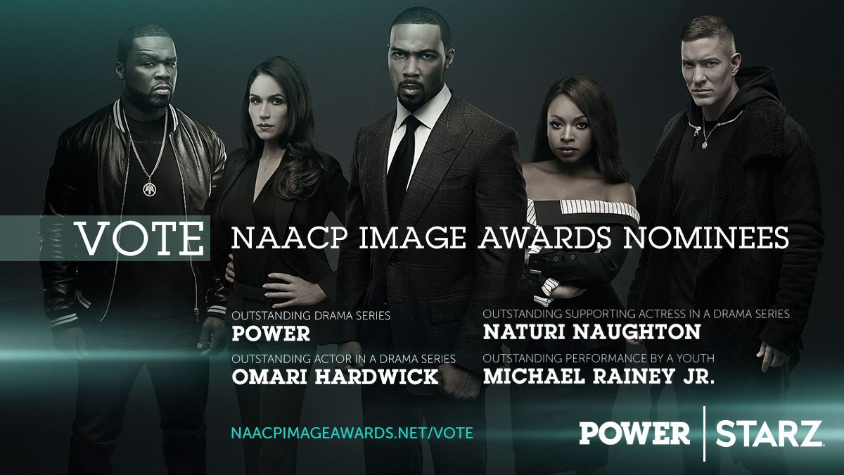 #PowerTV fam Get your @naacpimageaward votes in by midnight! https://t.co/CyfUee9RMA https://t.co/6QWQ0ahS5f