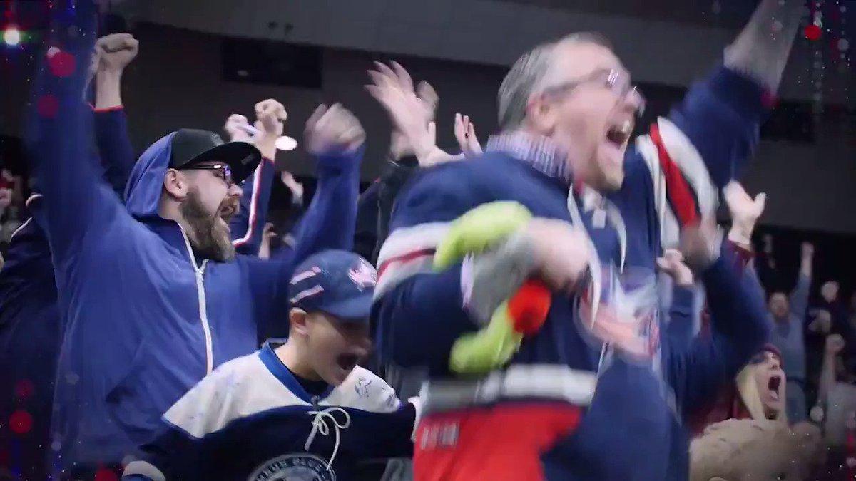 RT @BlueJacketsNHL: It's ours this time. https://t.co/eKLVKsQam1