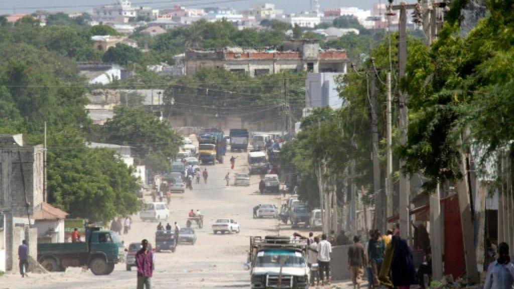 Somalia's Shabaab kill 18 police in academy bombing