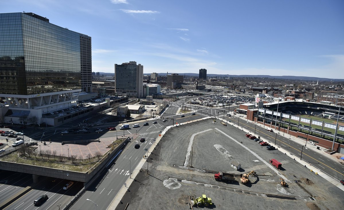 Firms Signal Interest In Hartford's Downtown North Project