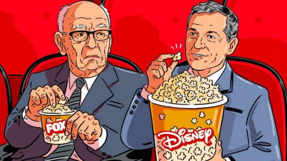 Will Disney-Fox set off a scramble for big media deals?