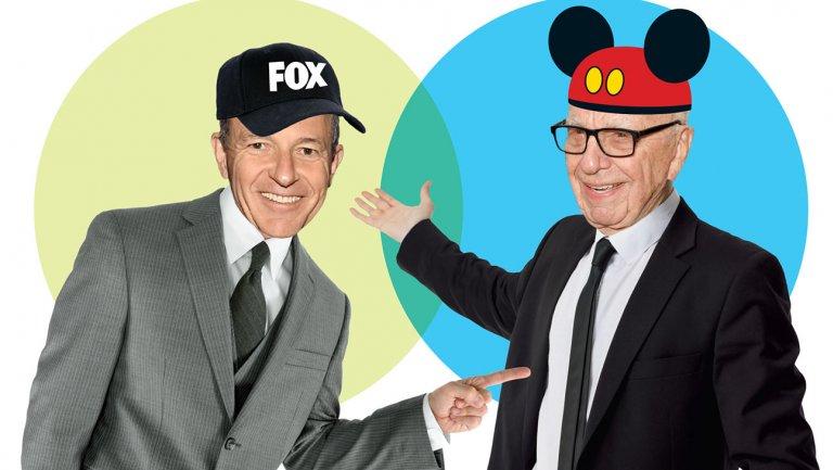 Disney would pay Fox $2.5 billion if regulators block acquisition