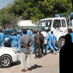 Suicide bomber kills 17 at Somalia police academy