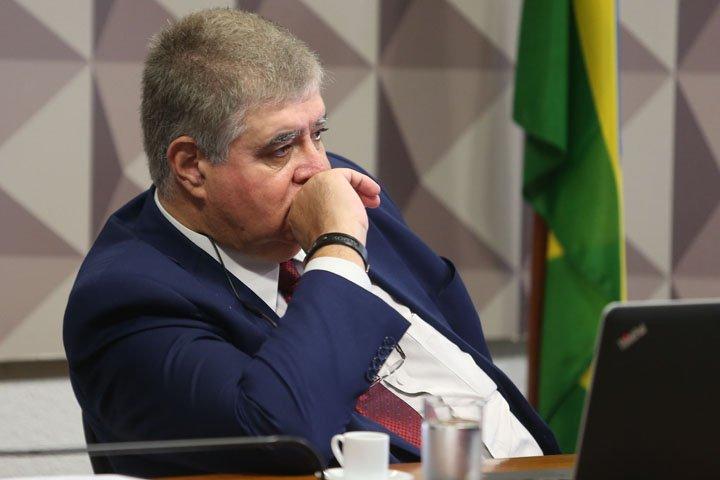 @BroadcastImagem: Após recuo de Marun, CPMI da JBS aprova relatório final esvaziado. André Dusek/Estadão