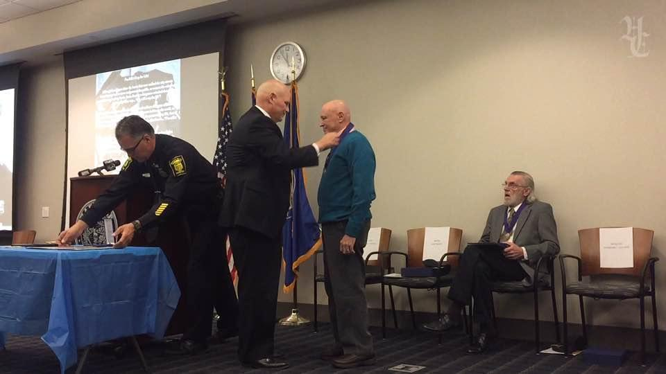 Hartford Police: Awards Overdue For 2 Long-Retired Officers