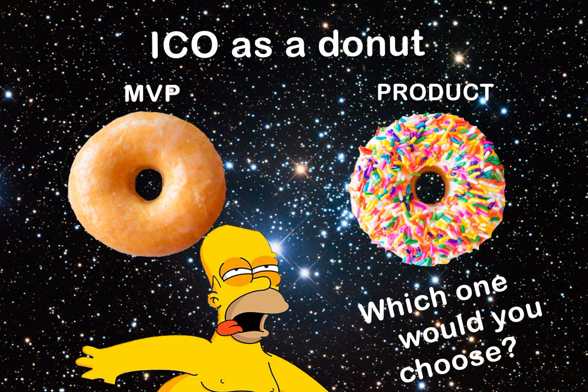 test Twitter Media - Pay attention to MVP or Minimum Viable Product.  Generally, it is a prototype, alpha or beta version of the future product. You should check the progress of work on the product: optimization, fixing bugs, functional extension, etc. More useful information: https://t.co/DArqPds7JI https://t.co/GYLMk1LQgC