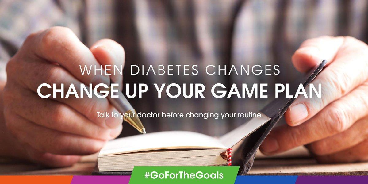 test Twitter Media - RT @Diabetes_Sanofi #GoForTheGoals, like better understanding why your diabetes can change. Watch this short video to learn more: https://t.co/sDHgHd28i6 https://t.co/lj7if7Vo3H