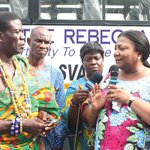 First Lady Donates Bus To School Children In New Ningo