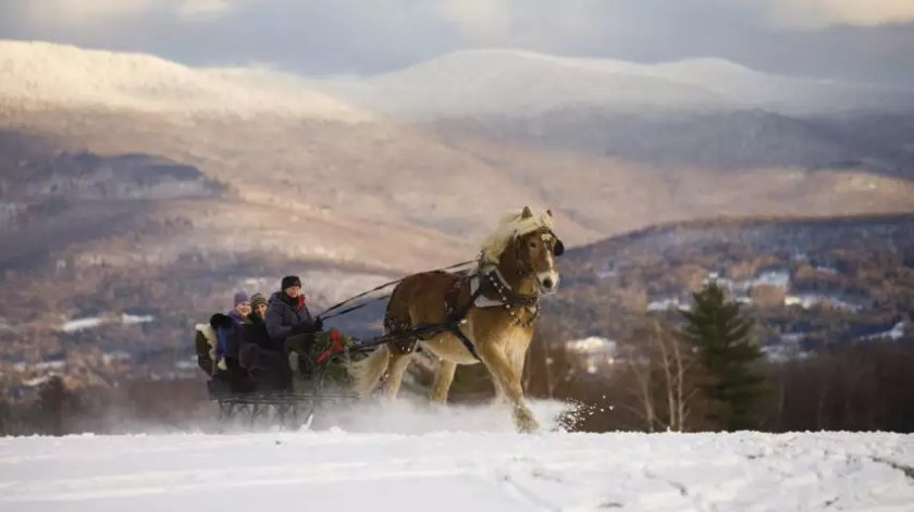 Celebrate the holidays 'Sound of Music'-style at Vermont's Trapp Family Lodge