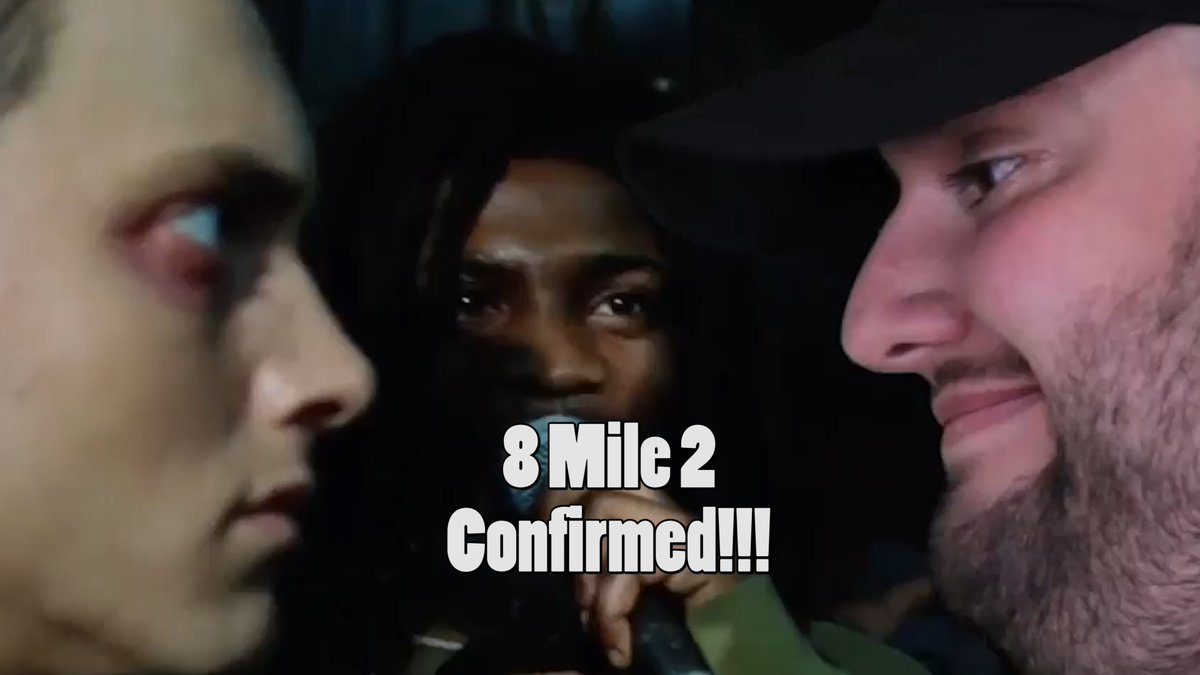 RT @clop3z: 8 Mile 2 Coming Soon - Trailer!  https://t.co/i9KGPuXWZH https://t.co/4adbO3UhGm
