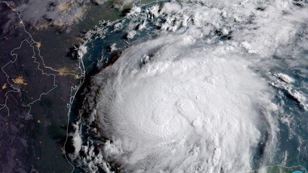 'Global warming's fingerprints on Hurricane Harvey'