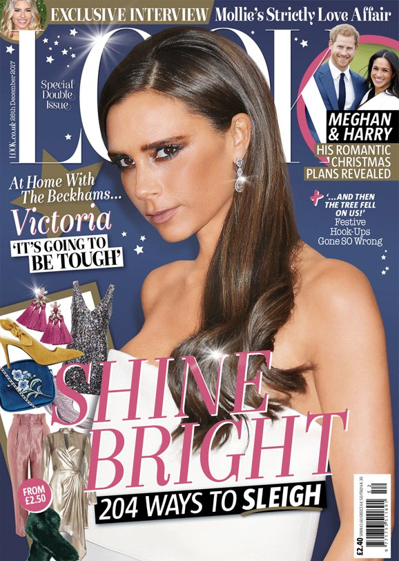 Looking for a last minute Christmas gift? Get a subscription to LOOK for just £14.99  ?