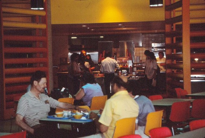 #ThrowbackThursday – Friday is the final day of operation for the #UISedu Food Emporium in the Public Affairs Center. Food Service has been located in the PAC since the building opened in 1980. All Food Service operations are being moved to the new @UISUnion starting Jan. 16. https://t.co/nM31Qg6dmu