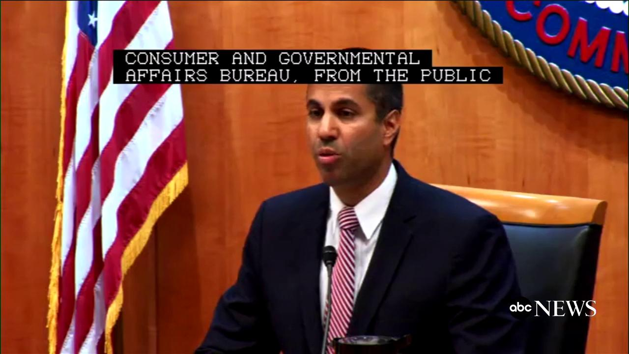 JUST IN: FCC votes 3-2 to repeal Obama-era #NetNeutrality rules. https://t.co/4VEkXXEf23 https://t.co/M7pYZa4dlT