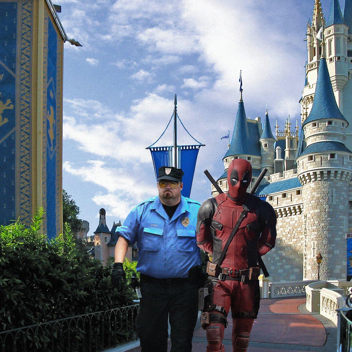 Ryan Reynolds (@VancityReynolds), @JamesGunn, and more react to the Disney-Fox mega-merger