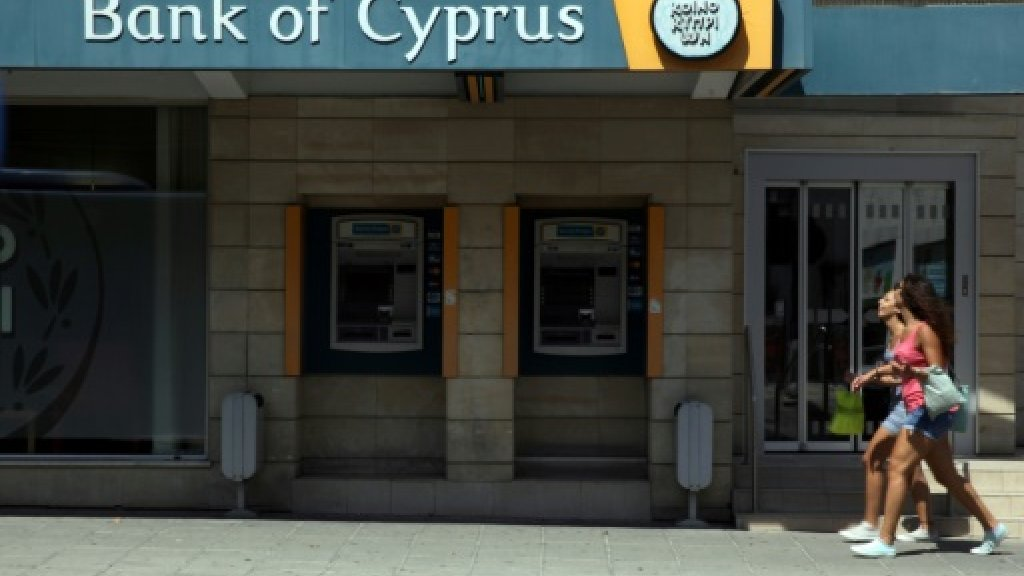Bank of Cyprus ex-CEO guilty of manipulation ahead of crash
