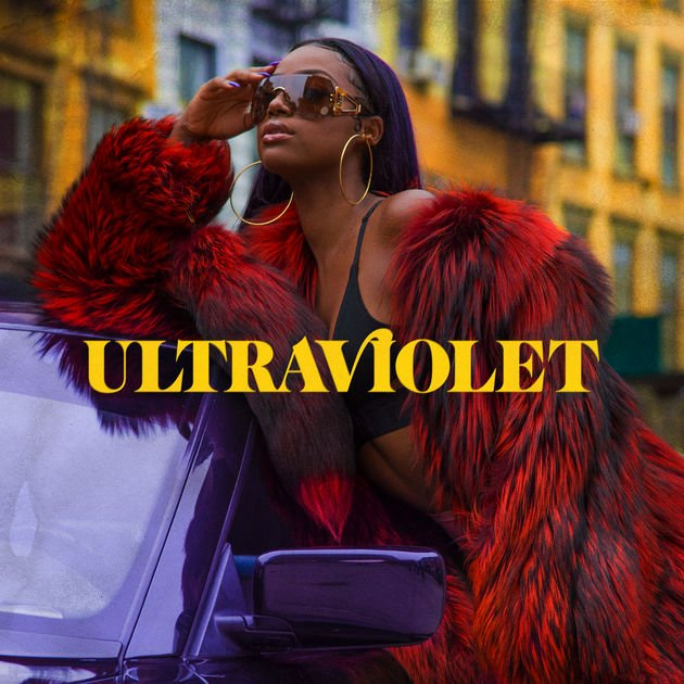 #Ultraviolet, the upcoming debut album from @JustineSkye, is now available for pre-order >>> https://t.co/o4ZcIZjAeb https://t.co/Pby3ecw6BA