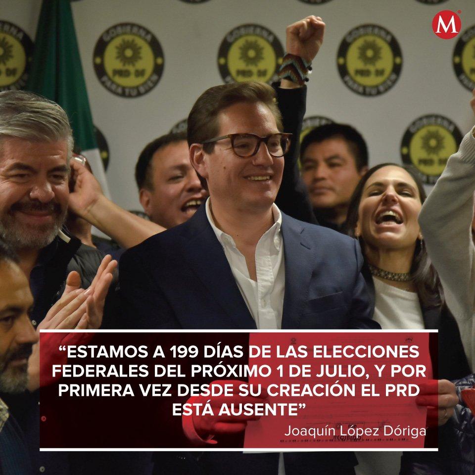 [En privado] #Precampañas: no terminarán como inician; la columna de @lopezdoriga https://t.co/Gtlb1LbeWp https://t.co/zFVxYivNtO