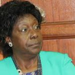Drama at the Milimani courts after Charity Ngilu's supporters clashed with Julius Malombe's