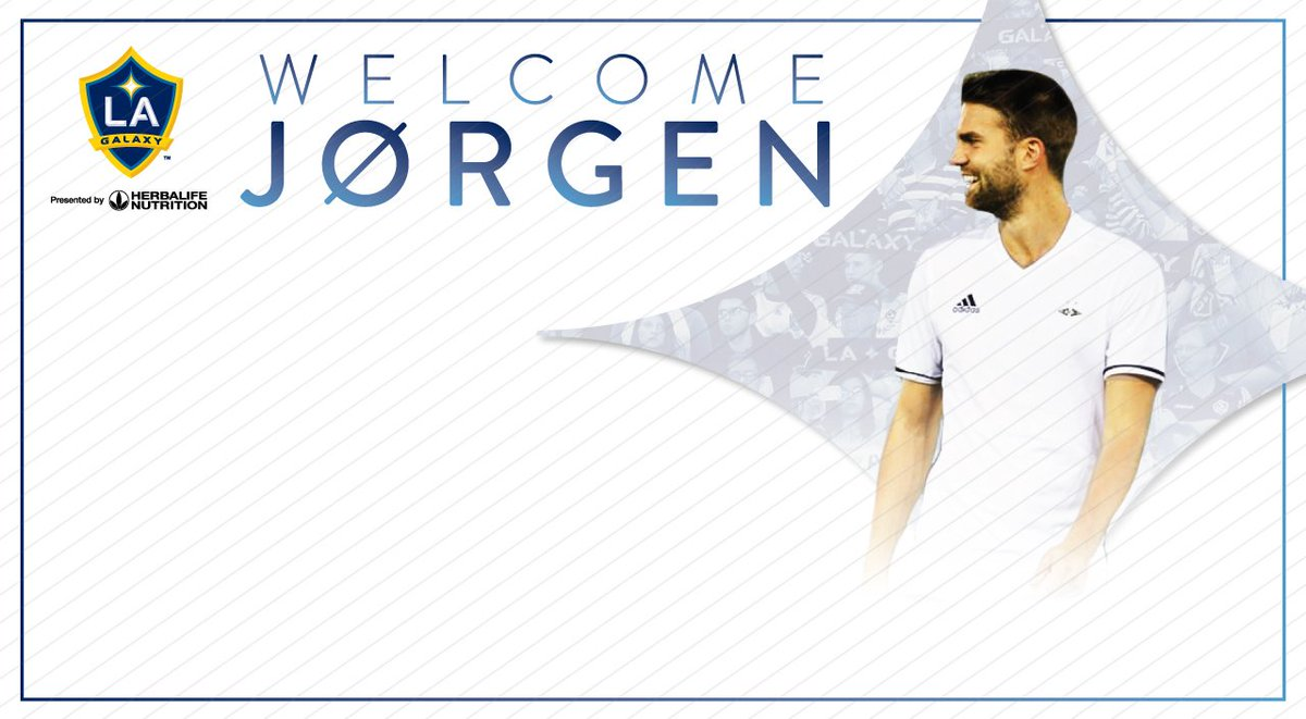 ✍️Jorgen Skjelvik is coming to Los Angeles.  Get to know our latest signing: https://t.co/L6kZYJfThQ https://t.co/QuSsMX5VlI
