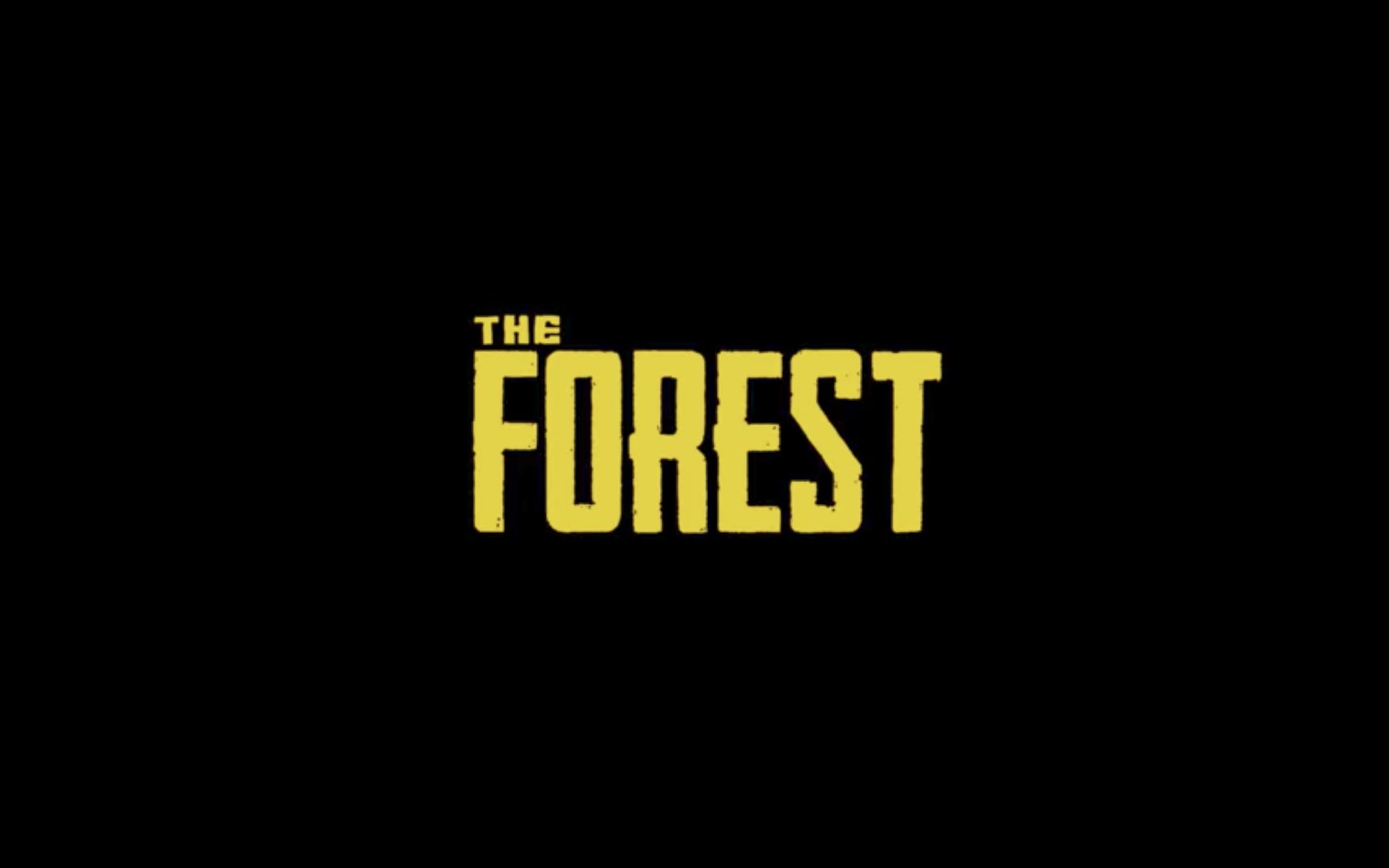 Survival won't be easy in the brutal open-world of The Forest, coming to PS4 in 2018. https://t.co/ULkbXAU1tv https://t.co/BQUftLOASm