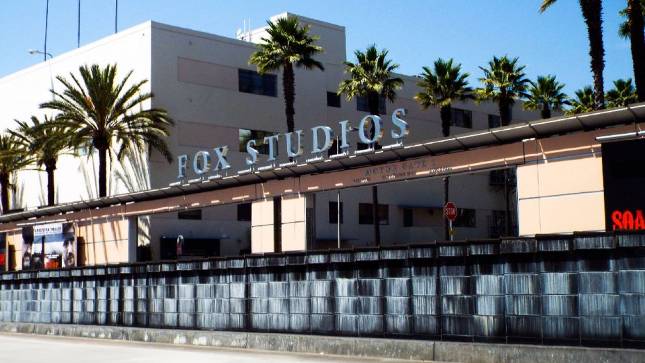Disney to lease space on the Fox lot for 7 years