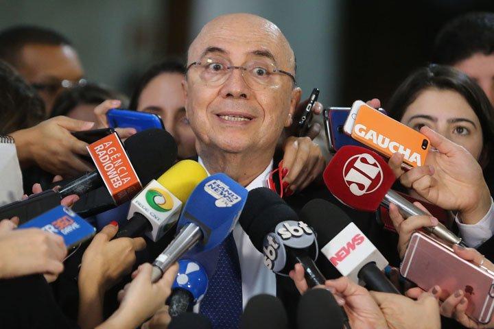 @BroadcastImagem: Ideia é não reabrir negociações para reforma da Previdência, diz Meirelles. André Dusek/Estadão