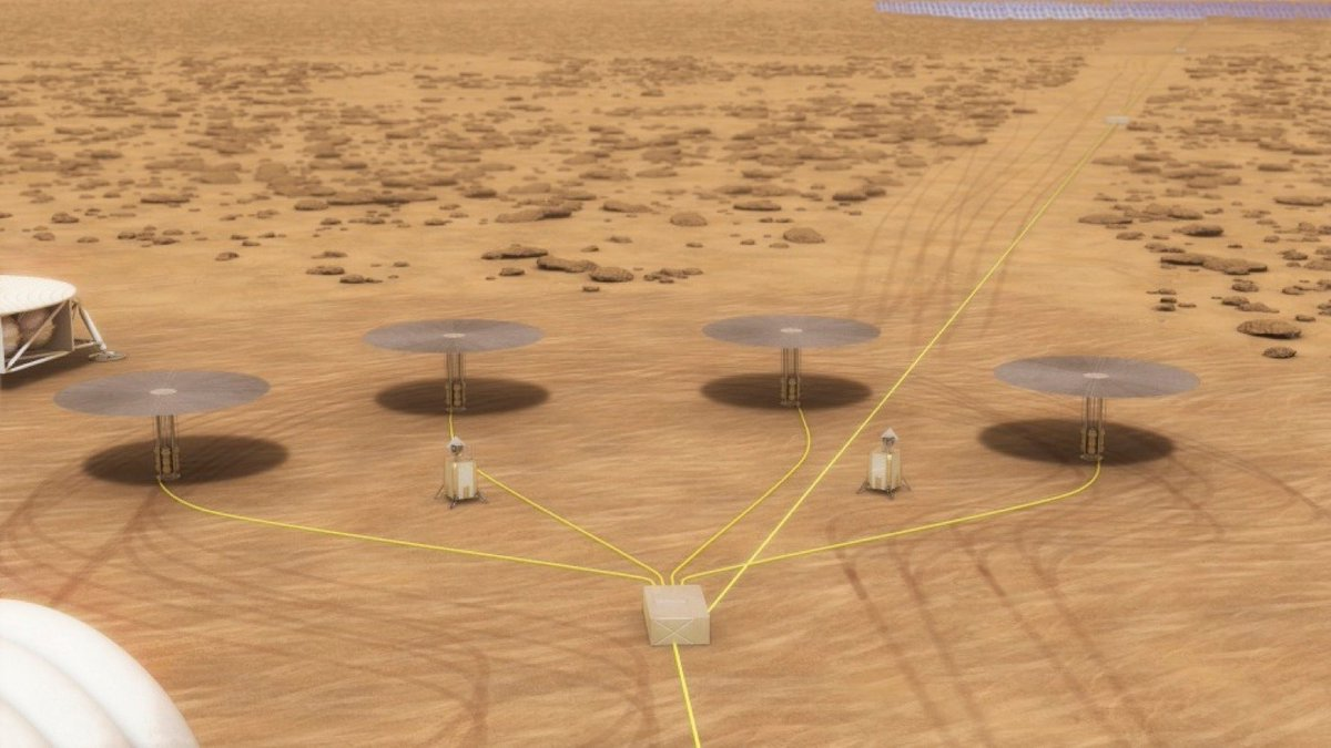 See the Next Generation of Nuclear Power for Mars Missions (Video)