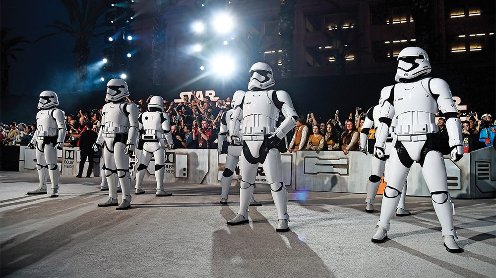 Will Disney's hyperdrive StarWars release slate put the franchise at risk?