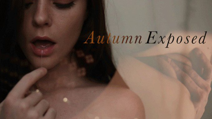 Thank you for buying! Autumn Exposed(Fingering. Get yours here https://t.co/OPqfaKMg6J @manyvids #MVSales