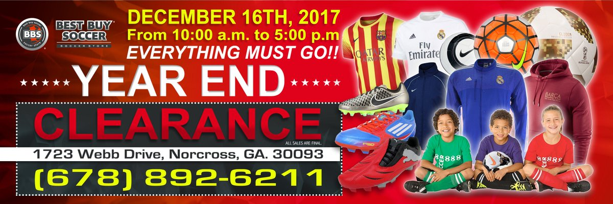 If you live in the #Atlanta area you can't miss our #EndOfYear #WarehouseSale event. https://t.co/ONSOxMMFu6