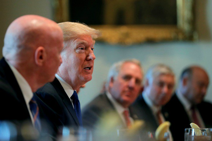 Trump asked about selling Russian diplomatic compounds and keeping the money, report says
