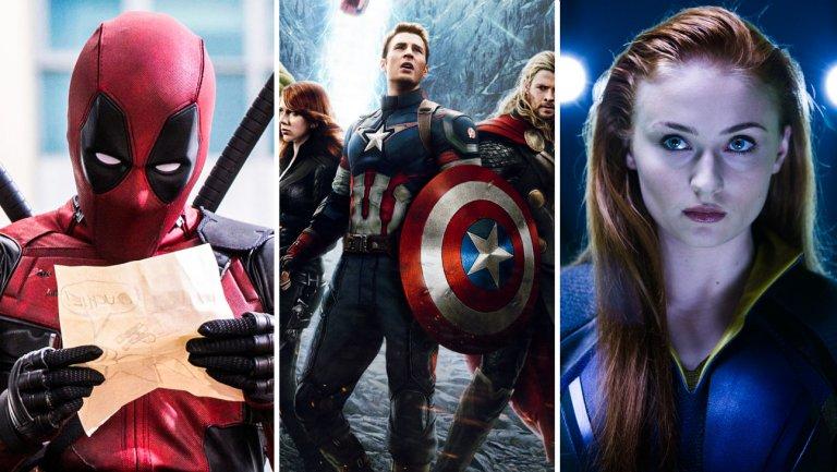 XMen, FantasticFour in flux after Fox-Disney deal