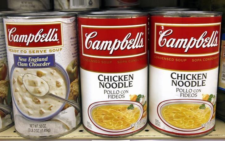 Snacks maker Snyder's-Lance hires bank after Campbell Soup approach: CNBC